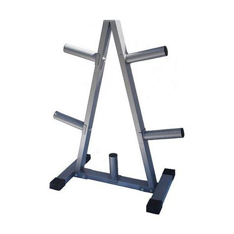 baraka sports olympic triangle weight plate rack