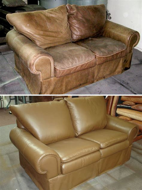 refinishing leather couch leather furniture repair leather repair service leather