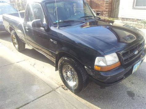 how cars run 1999 ford ranger parking system sell used 99 1999 ranger off road tires project street strip project show runs needs work in