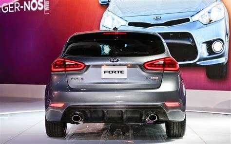 2014 Kia Sx Sedan 2014 Kia Forte Hatchback Sx Manual Top Auto Magazine