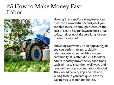 How To Make A Lot Of Money Fast Online - how to make money fast 230 ways