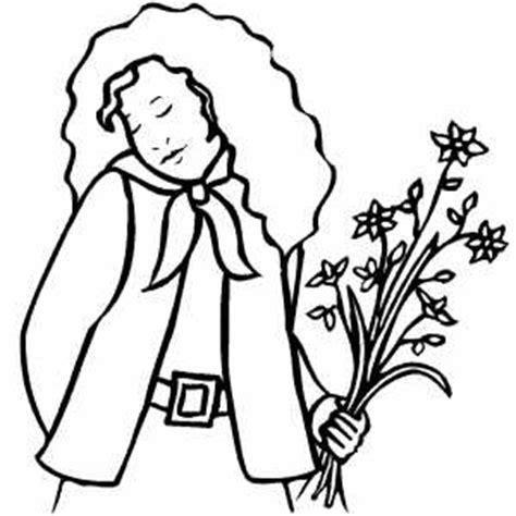coloring pages of girl with long hair girl with long hair and flowers coloring sheet