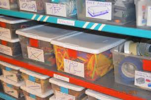 Space Making Ideas Color Coded Clean Up Organizing Your Makerspace