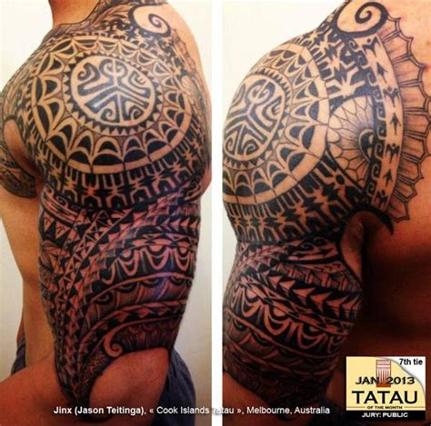 tribal tattoo gallery jinx australia tattoos
