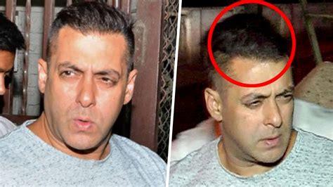 Real Hair Styler by Salman Khan S New Hair Style Look
