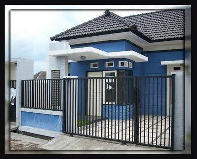 minimalist design iron fence houses  design news