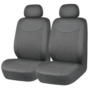 car seat back support autozone proelite princeton grey low back seat cover 150617 read