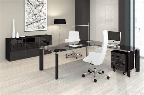scrivanie in cristallo per ufficio tavoli e scrivanie in vetro o cristallo mobili per