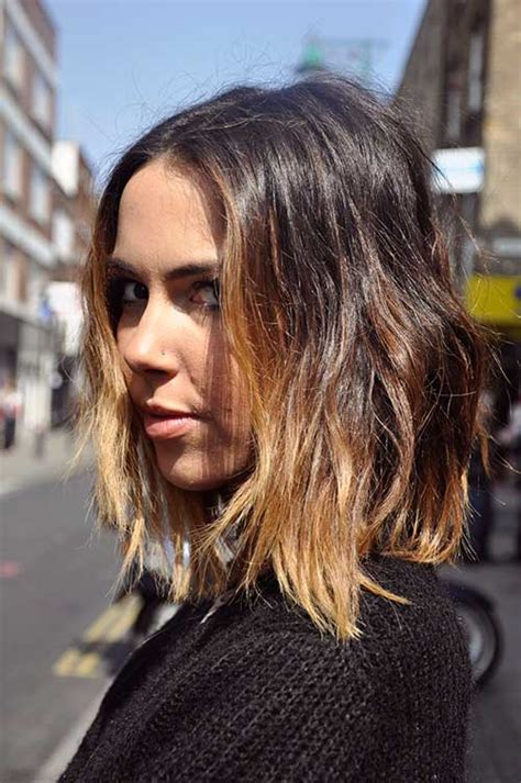 ombres on short hair 20 best blonde ombre short hair short hairstyles 2017