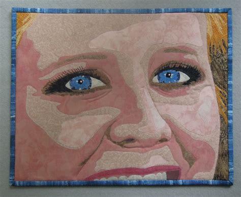Portrait Quilts terry aske quilt studio where fiber meets