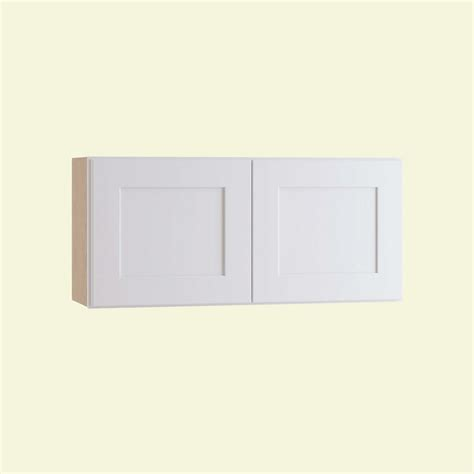 Home Depot Kitchen Wall Cabinets by Home Decorators Collection Newport Assembled 36 In X 15