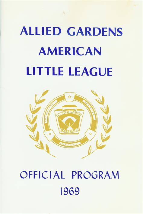 Allied Gardens League by The Younker Site
