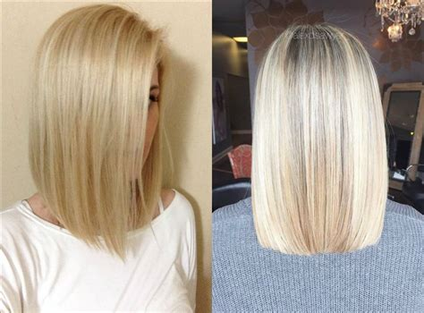 mid length blonde hairstyles the perfect medium blonde hairstyles 2017 pretty