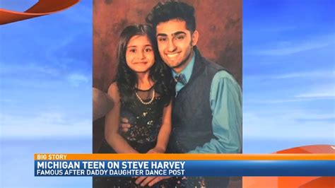 Steve Harvey Show Christmas Giveaway - teen who took his sister to daddy daughter dance honored on steve harvey show wztv