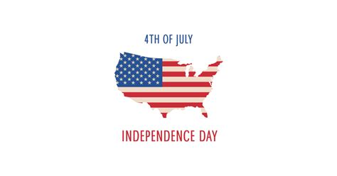 july independence day poster  vector  png  graphic cave