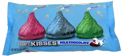 hershey kisses colors hershey s kisses pastel colors easter 8 5oz blaircandy