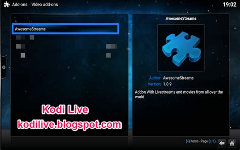best addon xbmc how to install awesome streams addon for kodi xbmc