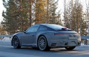Porsche In The Anti Revolution Porsche Continues To Evolve New 911