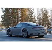 The Anti Revolution Porsche Continues To Evolve New 911