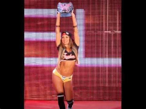 nikki bella you can look nikki bella theme song quot you can look but you can t touch