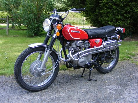 honda cl350 1972 from timbo