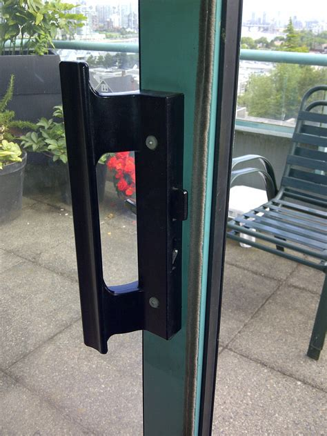 Sliding Patio Door Handle Replacement by Uye Home Replace Sliding Glass Doors