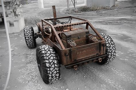 Kickers Samurai Safety jeep rock rat by hauk designs hiconsumption