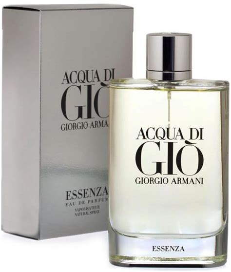 Parfum Original Armani Acqua Di Gio Essenza 75ml Edp acqua di gio essenza by giorgio armani for eau de parfum 75ml price review and buy in