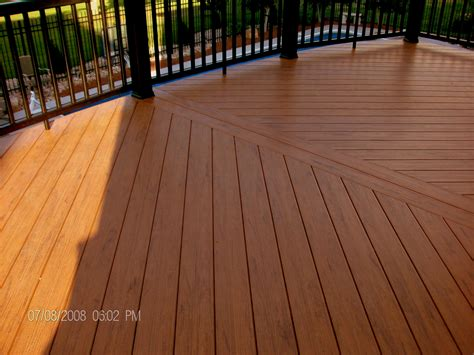 mike jansen custom cedar decks photo gallery