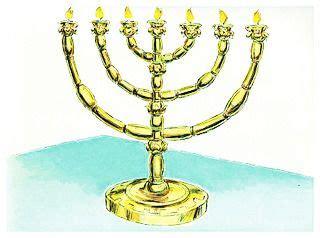 candelabro del tabernaculo el candelabro utensilios del tabern 225 culo im 225 genes