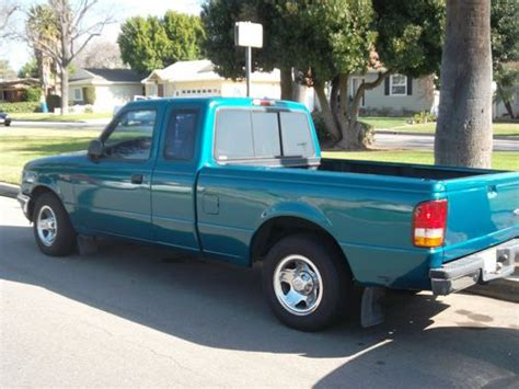 sell used 1995 ford ranger xlt extended cab 2 door