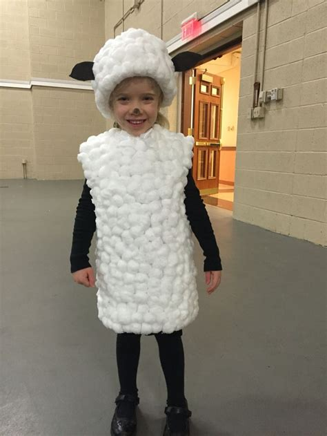 Handmade Sheep Costume - 7 best images about greensheep on recital