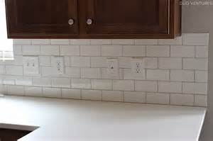 Best Grout For Kitchen Backsplash by Duo Ventures Kitchen Update Grouting Caulking Subway