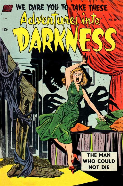 and darkness scary adventures and the evolution of disneyã s rides books adventures into darkness 10 comic book plus