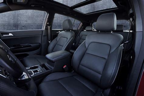 Kia Of New Kia Details All New Sportage Releases Interior Photos