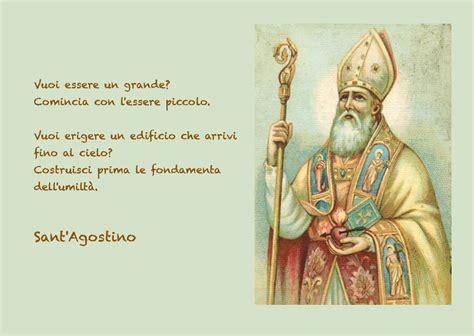 lettere di s agostino sordi cattolici frasi sant agostino