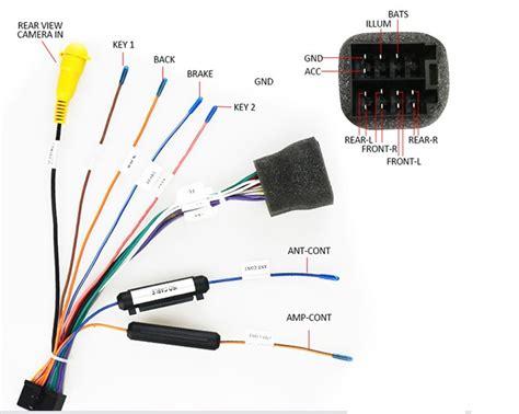 hyundai car stereo wiring car stereo trim wiring diagram