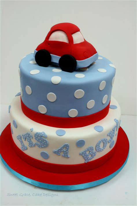 Baby Shower Cakes Nj by Baby Shower Cakes Nj It S A Boy Cars Cake