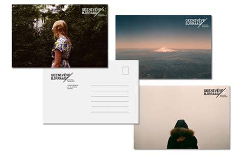 design inspiration postcard business postcard ideas 20 exles for inspiration and