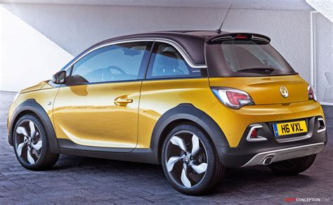 vauxhall shows  production ready adam rocks