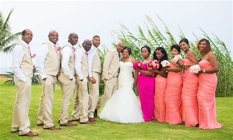 Wedding Ceremony Jamaica by Glamorous Jamaica Weddings Archives Weddings Romantique