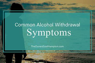 Common Detox Symptoms by Luxury Inpatient Rehab Center Island Ny