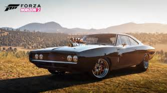 Forza horizon 2 furious 7 car pack includes eight cars and is ready
