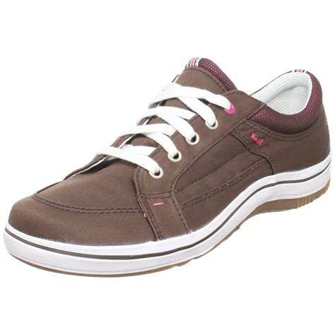 sneaker fashion keds womens startup ltt lace up fashion sneaker in brown