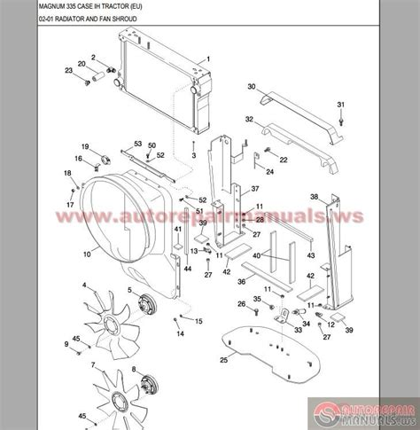 ih parts diagrams ih magnum 335 engine parts what to look for when