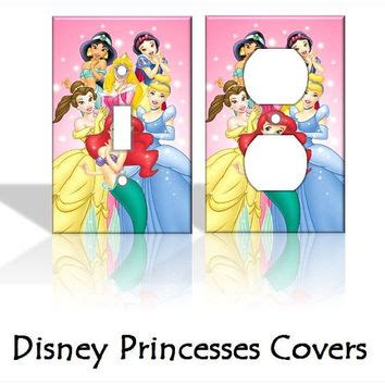 disney light switch covers disney princesses light switch covers by from