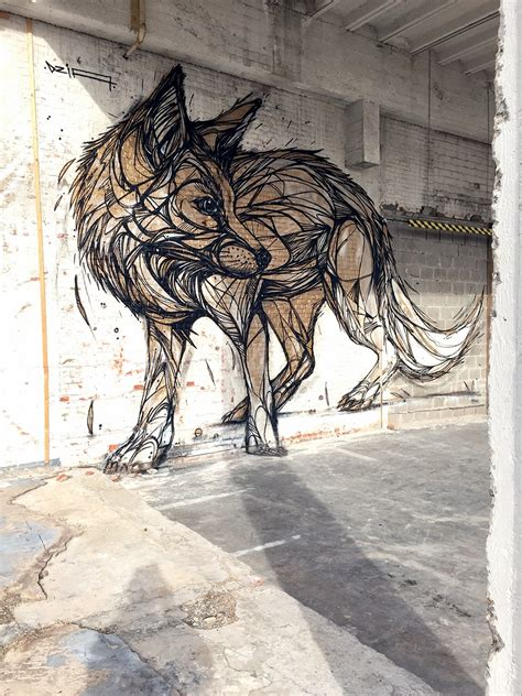 dzia paints  massive mural  vilvoorde belgium