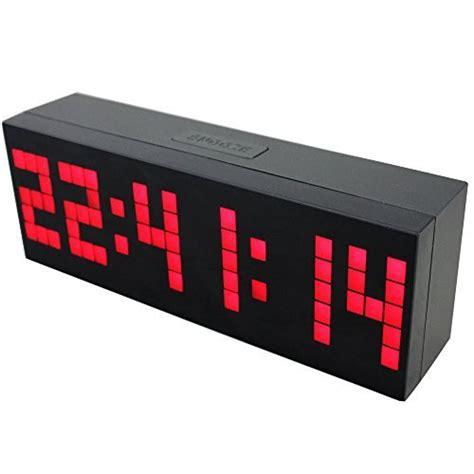 Gforce Power Led Calendar Clock by Countdown Clock