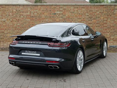 porsche volcano grey 2017 17 porsche panamera turbo for sale volcano grey