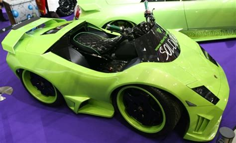 Lamborghini Murcielago 4x4 ATV   CarZi
